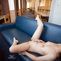 Think, that Public nude legs spread