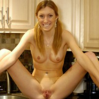 Cathy Naked For The Guys!!