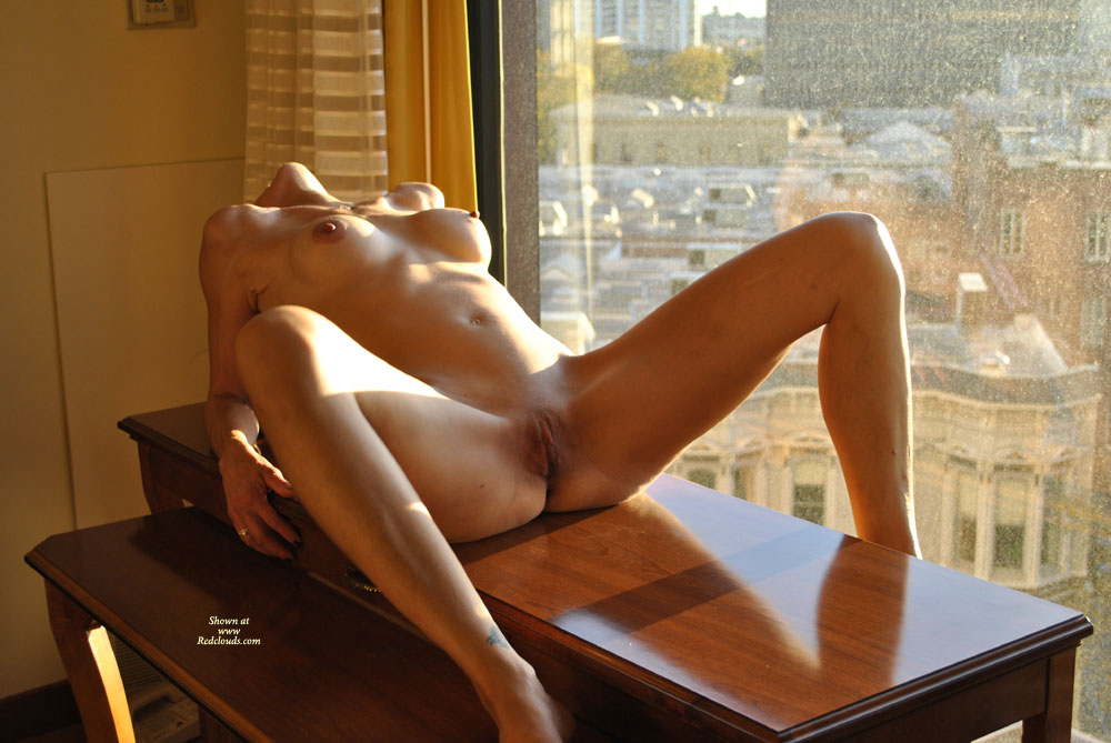 Window voyeur 10 amazing tits 1