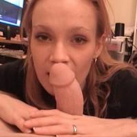 Lil Ami :-)~  *Sucks Cock*