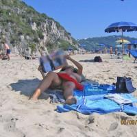 Stefania, Italian Lady, To The Sea