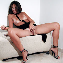 Nude Dreaming Of A Big Dick - Brunette Hair, Hard Nipple, Heels, Indoors, Masturbation, Nipples, No Panties, Shaved Pussy, Short Hair, Showing Tits, Spread Legs, Touching Pussy, Hairless Pussy, Hot Girl, Sexy Body, Sexy Face, Sexy Figure, Sexy Girl, Sexy Legs, Cumshot, Amateur , Nude, Sexy, Amateur, Horny, Spread Legs, Masturbating, Shaved Pussy, Small Tits, Heels