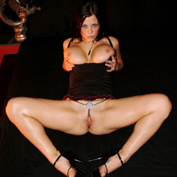 Nude Brunette's Yummy Pussy And Big Tits - Big Tits, Brunette Hair, Erect Nipples, Firm Tits, Heels, Indoors, Masturbation, Nipples, No Panties, Perfect Tits, Pussy Lips, Shaved Pussy, Showing Tits, Spread Legs, Hairless Pussy, Sexy Body, Sexy Boobs, Sexy Face, Sexy Figure, Sexy Legs, Toys , Nude, Brunette, Heels, Pussy, Big Tits, Spread Legs