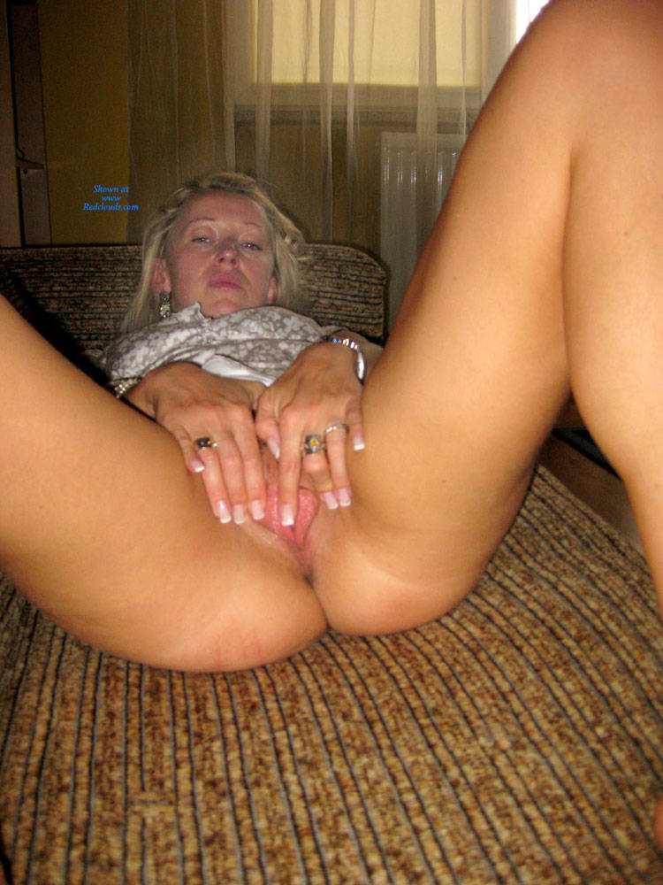 Pic #1Margot 37 Polish Wife Having Fun On Weekends - Blonde, Blowjob, Wife/wives