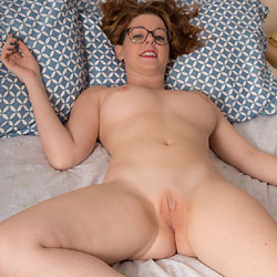 New Glasses - Big Tits, Shaved, Firm Ass
