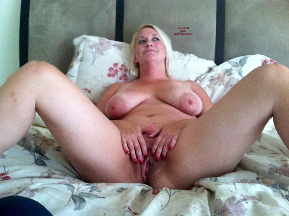 Pic #1Ms - Big Tits, Blonde, Shaved, Amateur