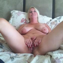 Ms - Big Tits, Blonde, Shaved, Amateur