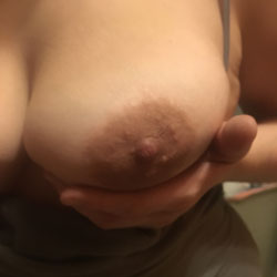 First Time And Scared - Big Tits, Shaved, Close-ups, Amateur