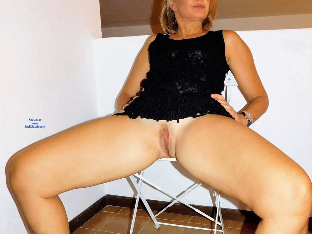 Pic #1Open - Pantieless Wives, See Through, Shaved, Amateur