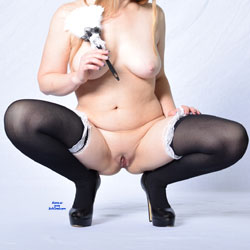 A Dirtier Little Maid - Big Tits, High Heels Amateurs, Lingerie, Shaved, Wife/wives