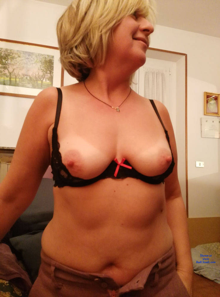 Pic #1It's A Long Time - Big Tits, Blowjob, Cumshot, Amateur