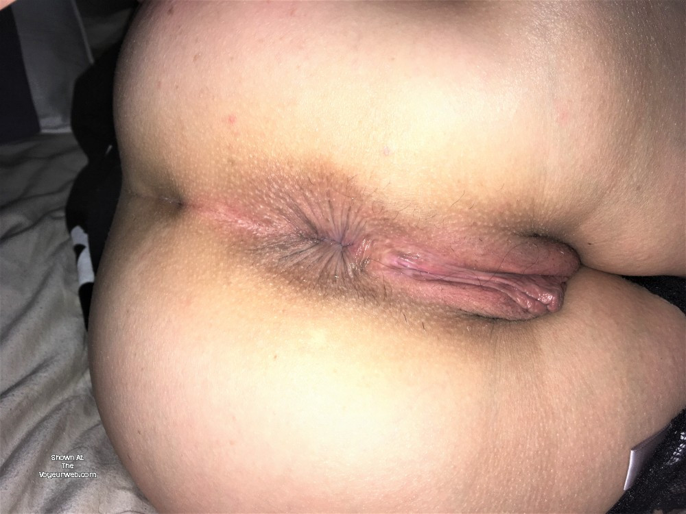 Pic #1My girlfriend's ass - rx