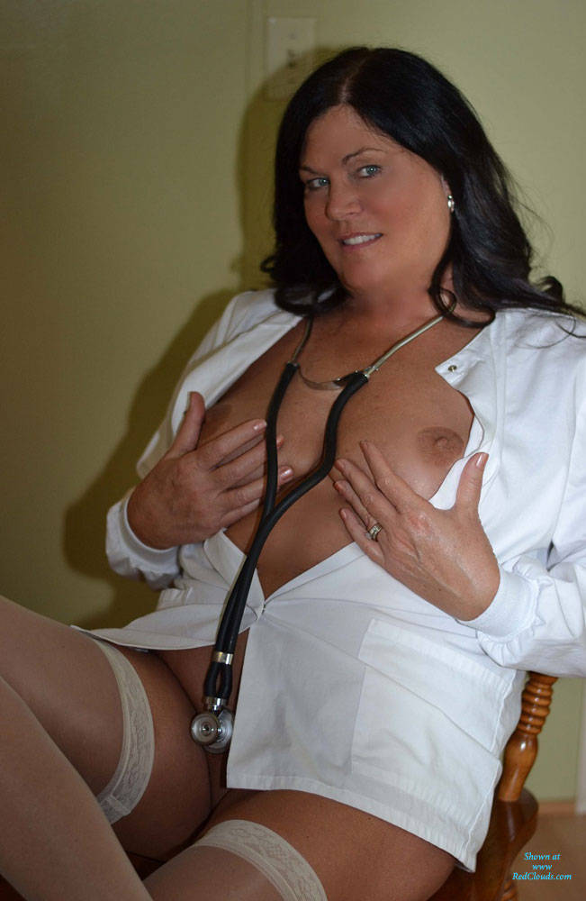 Pic #1Some Of My Husband's Favorites - Big Tits, Brunette, Wife/wives, Facials