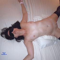 Blindfolded Bondage Sex - Nude Girls, Brunette, Penetration Or Hardcore, Shaved, Pussy Fucking, Amateur