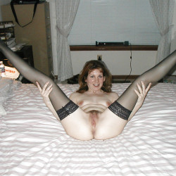 Medium tits of my girlfriend - KAREN