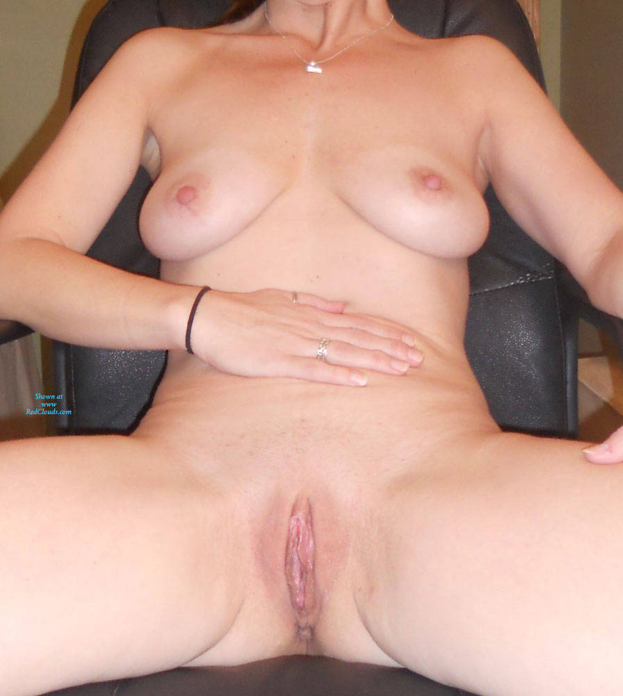 Pic #1Chair Spread - Nude Amateurs, Big Tits, Shaved