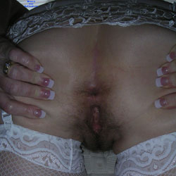 Kathy's Wet Bush With Anal And Shaved - Bush Or Hairy, Close-ups, Pussy, Amateur