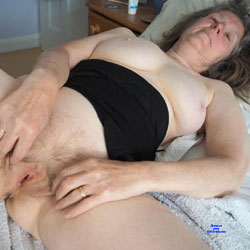 Afternoon Bed Fun - Big Tits, Bush Or Hairy, Amateur, Mature
