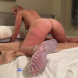 So She Asked To Be Tied Up - Nude Wives, Toys, Shaved, Amateur