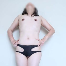 New Slutty Outfit Part 1 - Topless Wives, Penetration Or Hardcore, Amateur