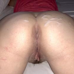 My wife's ass - Robin