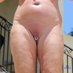 Close Up - Nude Wives, Outdoors, Shaved, Close-ups, Amateur, Body Piercings