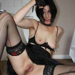 Milf Slut - Big Tits, High Heels Amateurs, Lingerie, Stockings Pics