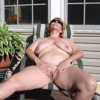 Just Me - Nude Amateurs, Mature, Outdoors, Big Tits