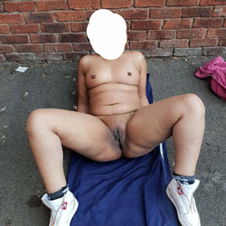 Parking Lot 2  - Nude Girls, Outdoors, Shaved, Amateur