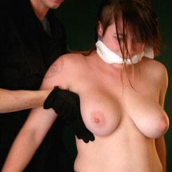 Bad Girl Dominated - Big Tits, Brunette, Bush Or Hairy, Amateur, Bdsm Pics