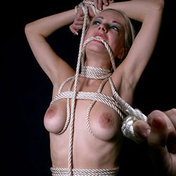 Rope Control - Nude Girls, Amateur, Bdsm Pics