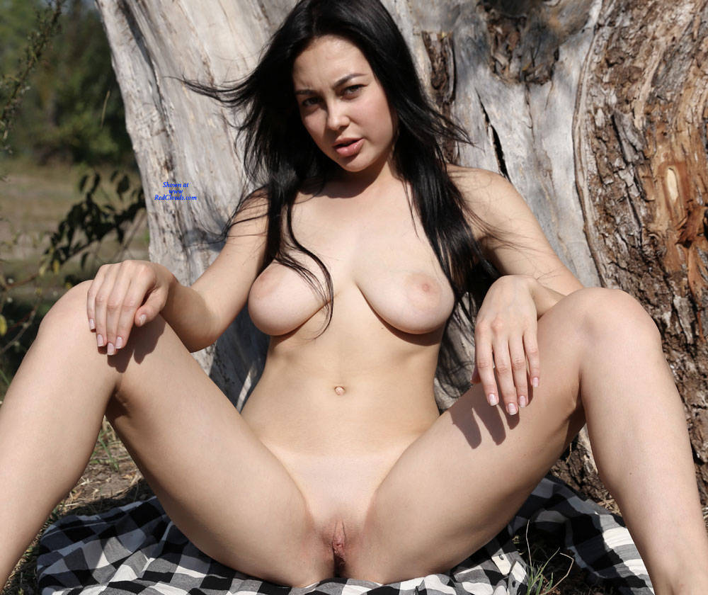 Pic #1Close To You - Nude Girls, Big Tits, Brunette, Outdoors, Shaved, Amateur, Firm Ass, Legs Spread Wide Open