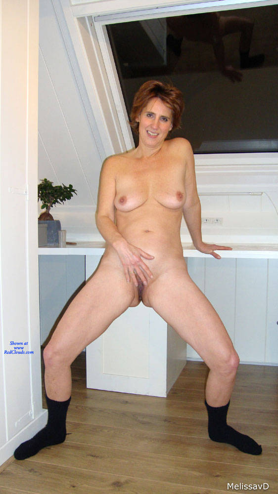 Pic #1Melissa Having Fun - Nude Girls, Big Tits, Mature, Shaved, Amateur, Legs Spread Wide Open