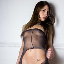Nylon Fetish Pantyhose - Big Tits, Brunette, Lingerie, Bush Or Hairy, Amateur