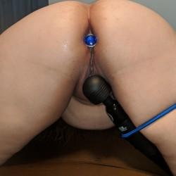 My wife's ass - Cherry