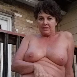 Just Out Of The Hot Tub